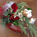 クリスマス 花束