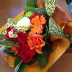 ボタニック花束
