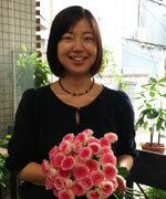 花の部屋チーフデザイナー