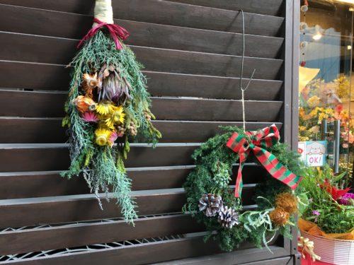 クリスマス リース