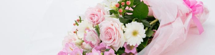 法人様歓送迎 花